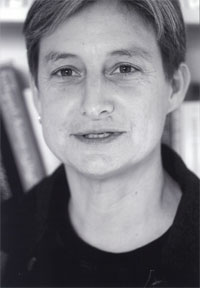 Judith Butler photo N&B
